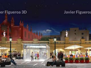 Centres commerciaux classiques par Javier Figueroa 3D Classique