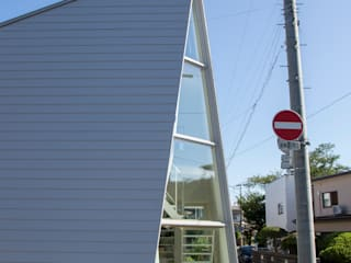 Takeru Shoji Architects.Co.,Ltd Maisons originales