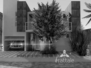 PROYECTOS CON METODOLOGÍA PATENTADA FRATTALE 2015 de Frattale Moderno