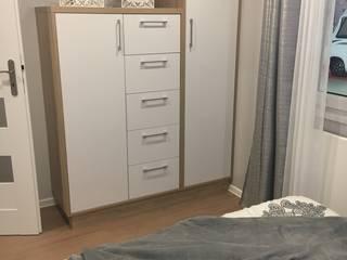 Bedroom by DMK Budownictwo Dariusz Dziuba Sp. K., Mobilne Domki Letniskowe i Całoroczne, Scandinavian