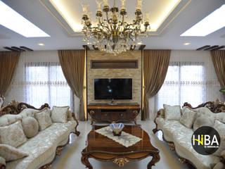 Salon classique par Hiba iç mimarik Classique