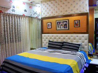 Modern style bedroom by VR Interior Designerss Modern