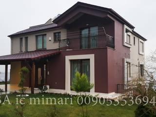 Klasyczne domy od Hiba iç mimarik Klasyczny