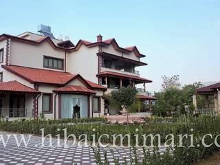 Hiba iç mimarik Classic style garden
