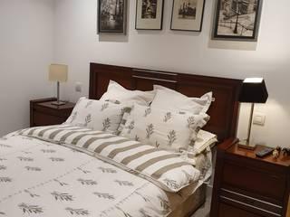 Reforma integral en una Vivienda de Guadalajara por Rodas Reformas Dormitorios de estilo moderno de VÍCTOR RODAS SALEM Moderno