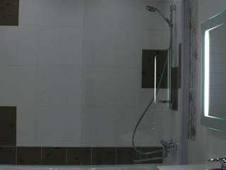 Reforma de baños en Madrid Baños de estilo moderno de VÍCTOR RODAS SALEM Moderno