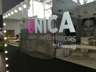 Pusat Eksibisi Modern Oleh Unica by Cantoni Modern