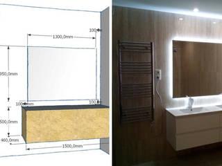de Obr&Lar - Remodelação de Interiores Moderno