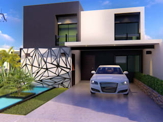 by Inspire Arquitectos Modern