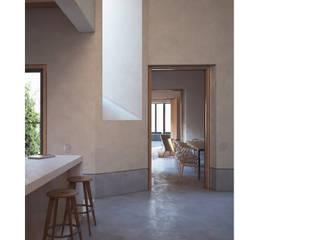 Casa Estudio Comedores modernos de NAAG arquitectura Moderno