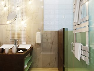 Bathroom by KORBA Arquitectos