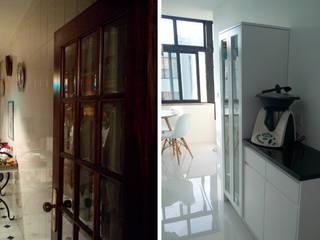 من Obr&Lar - Remodelação de Interiores حداثي