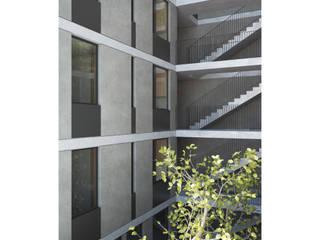Deptos Lomalinda 9 de NAAG arquitectura Moderno