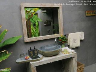 Baños de estilo  por Lux4home™, Clásico