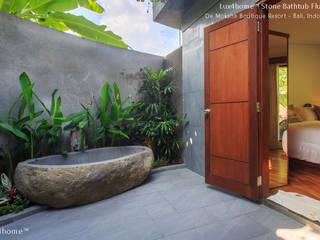 Baños de estilo  por Lux4home™, Colonial