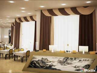 Ruang Makan oleh IPixilia, Klasik