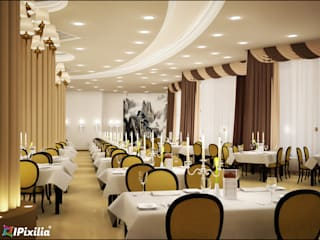 Dining room by IPixilia, Classic