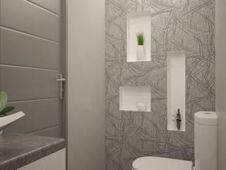 FUENTES: Baños de estilo  por arq.Gabriela R/ Construyendo Espacios