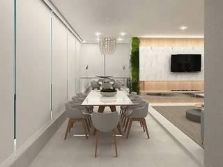 Salas de Estar : Salas de estar  por Vilaville ,Moderno