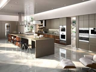 Cocina de LINEA & PUNTO - Diseño y Fabricacion de Muebles Moderno