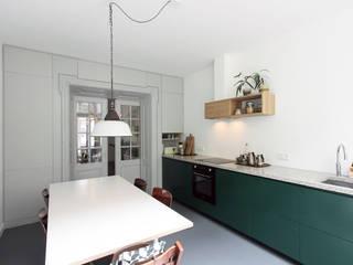 Verbouwing benedenwoning Oosterparkbuurt:   door KOBS interieurarchitectuur