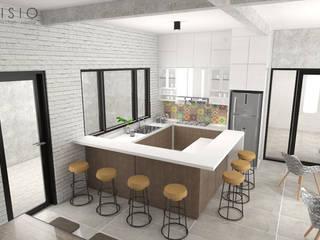 Office Pantry Kantor & Toko Modern Oleh PT VISIO GEMILANG ABADI Modern