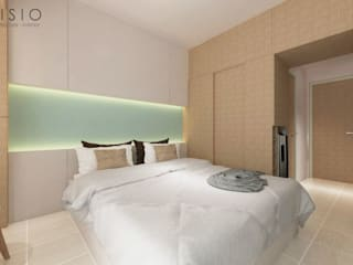 Ayodhya Apartment:  Kamar Tidur by PT VISIO GEMILANG ABADI