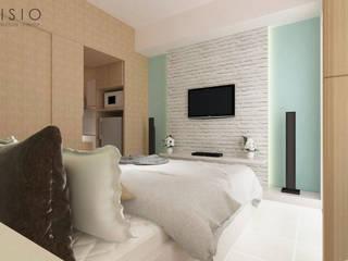 Ayodhya Apartment Kamar Tidur Gaya Skandinavia Oleh PT VISIO GEMILANG ABADI Skandinavia