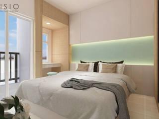 Ayodhya Apartment Kamar Tidur Modern Oleh PT VISIO GEMILANG ABADI Modern