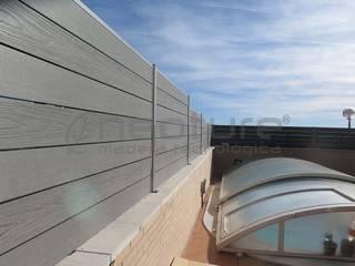 Vallado de jardín Neocros de Neoture Innovación Ecológica Rústico