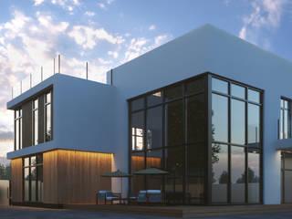 Casas de campo de estilo  por УММ5