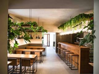 Ресторации в . Автор – ALESSIO LO BELLO ARCHITETTO a Palermo, Модерн