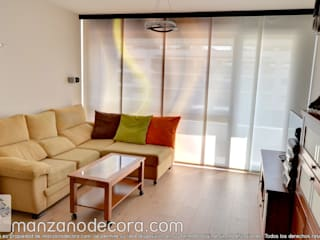 Manzanodecora Windows & doors Curtains & drapes