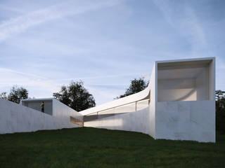 Casa Coimbra-Steinman: Casas de estilo  de FRAN SILVESTRE ARQUITECTOS