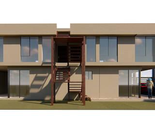 Houses by RT Arq+Di, Modern