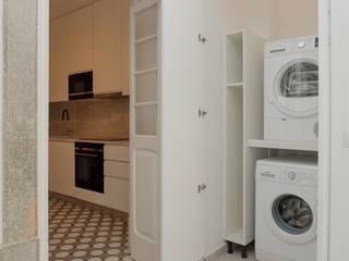 Reabilitação de Apartamento Rua Castilho - Lisboa por MAW - Masters at Work, Lda.