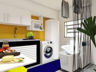meu Cantu arquitetura Kitchen