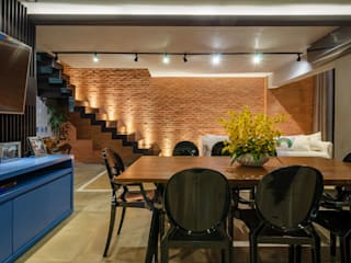 Dining room by Skaine Photo