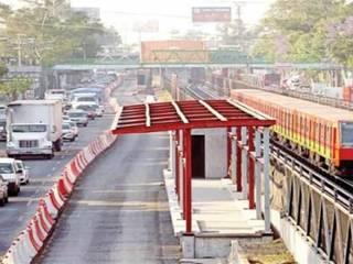 Proyecto Metrobus de SICCONCRETOS(Soluciones Integrales En Concreto Colocado y Obras)