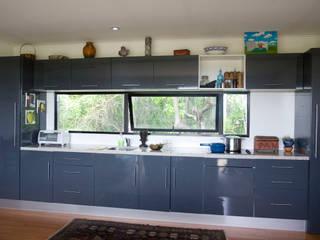 Vivienda Ecoloft Curicó Cocinas de estilo moderno de INFINISKI Moderno