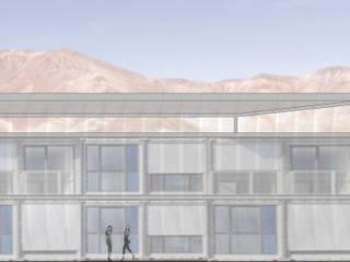 Hotel Solar La Negra de INFINISKI Moderno