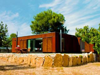 Diseño de Casa Eco Menta de INFINISKI Mediterráneo