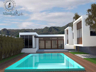 Casa del Cerro de XÍimbalARQ Minimalista