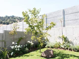 Jardines con piedras de estilo  de Estudio Amani, Minimalista