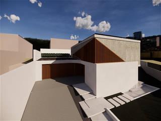 Casa 15 (Braga) por am-arqstudio Moderno