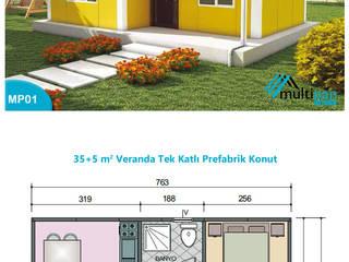 MP01 Multipan Prefabrik Endüstri Kırsal/Country