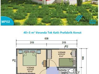 MP02 Multipan Prefabrik Endüstri Kırsal/Country
