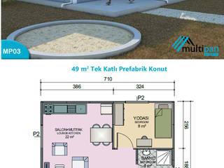MP03 Multipan Prefabrik Endüstri Kırsal/Country