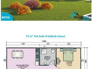 MP09 Multipan Prefabrik Endüstri Kırsal/Country