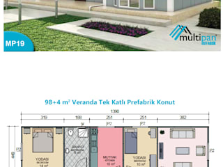 MP19 Multipan Prefabrik Endüstri Kırsal/Country